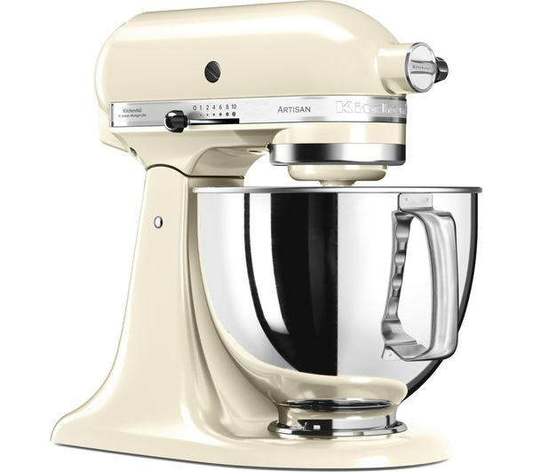 Buy Kitchenaid 5ksm125bac Artisan Tilt Head Stand Mixer