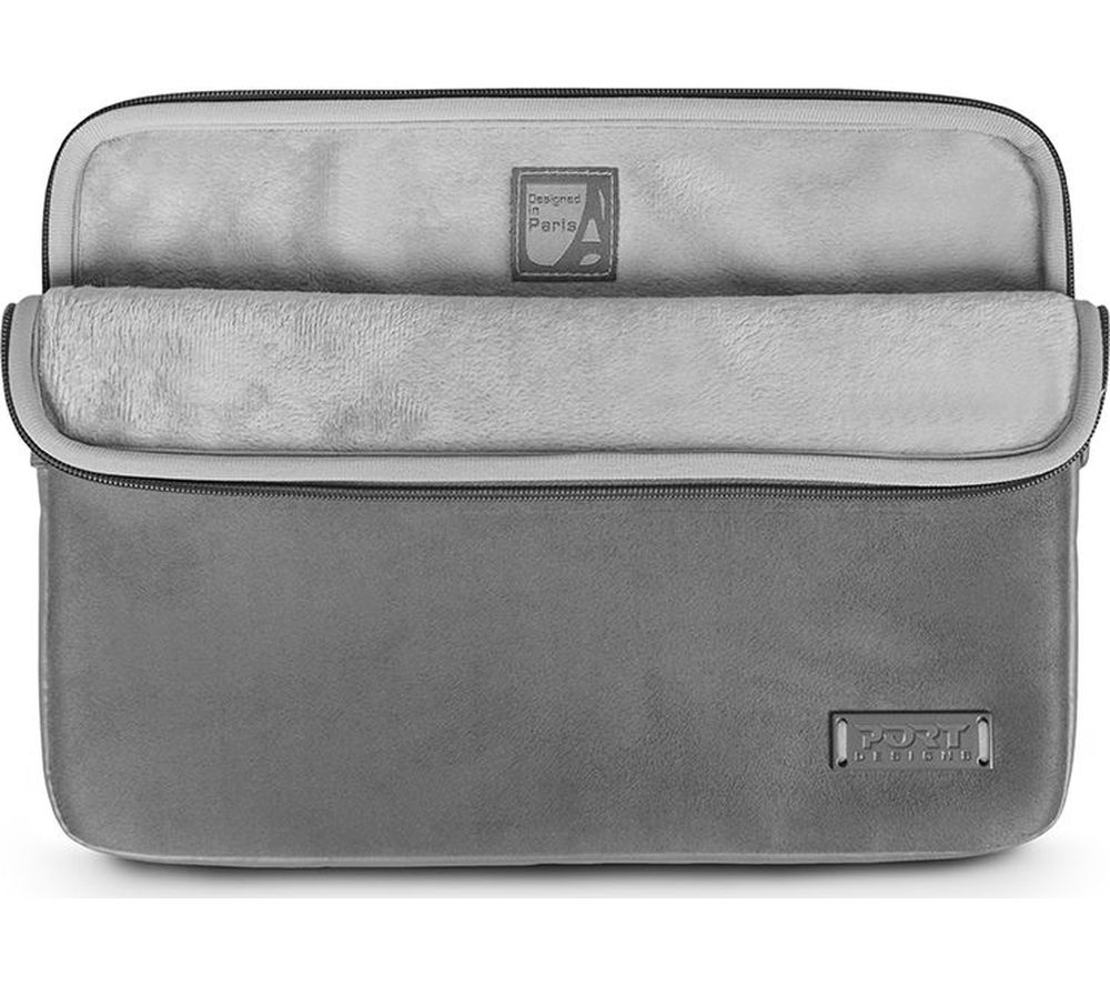 "PORT DESIGNS Milano 13-14"" Laptop Sleeve - Grey"