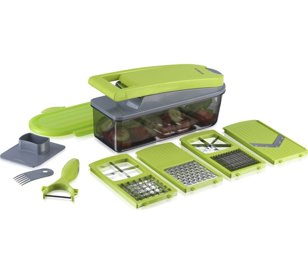 TOWER Kitchen Master Slicer - Green