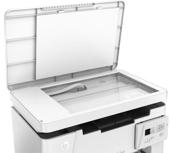 buy hp laserjet pro m26a monochrome all in one printer. Black Bedroom Furniture Sets. Home Design Ideas