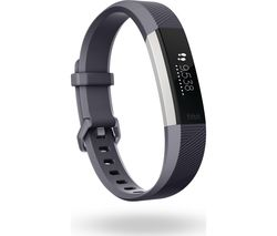 FITBIT Alta HR - Grey, Small