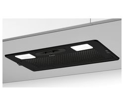 CANDY CBG625N Canopy Cooker Hood - Black