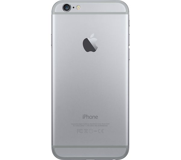 buy apple iphone 6 32 gb space grey free delivery currys. Black Bedroom Furniture Sets. Home Design Ideas