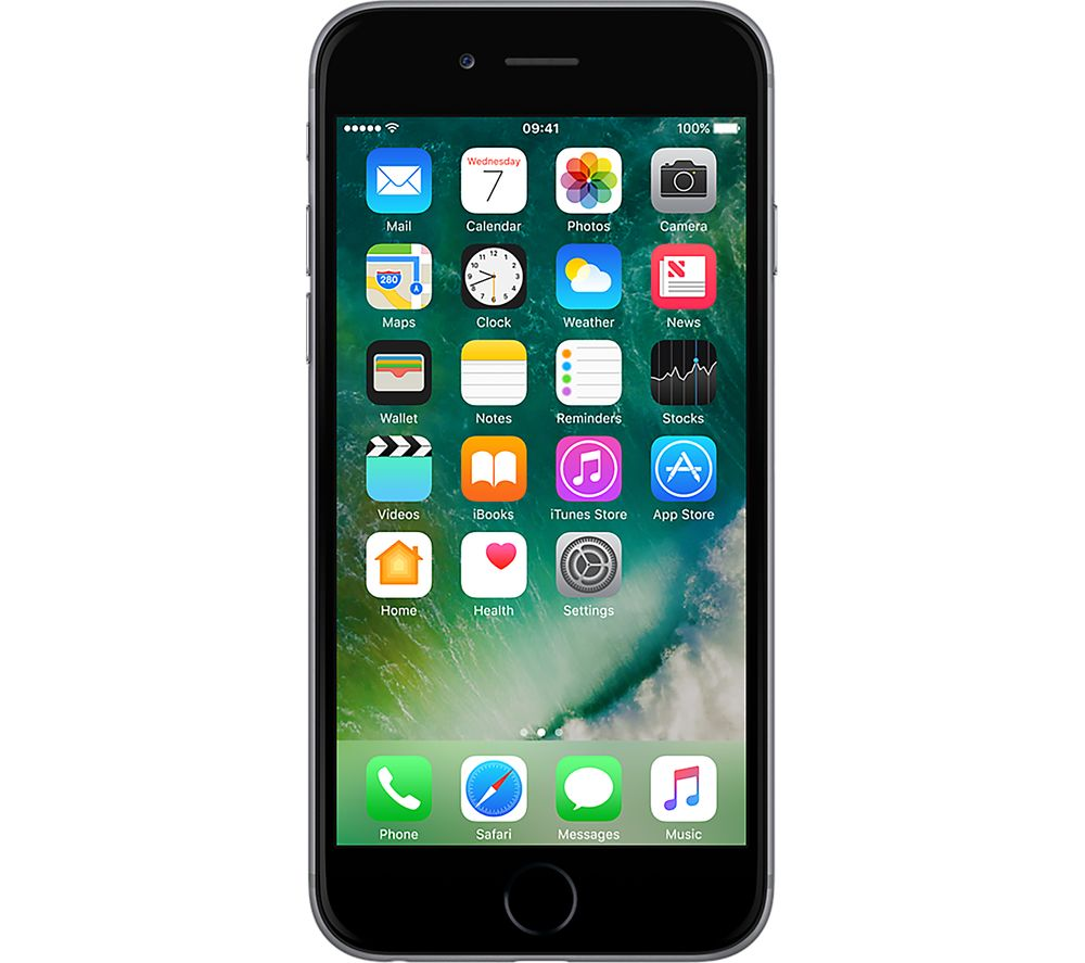 apple iphone 6 32 gb space grey deals pc world. Black Bedroom Furniture Sets. Home Design Ideas