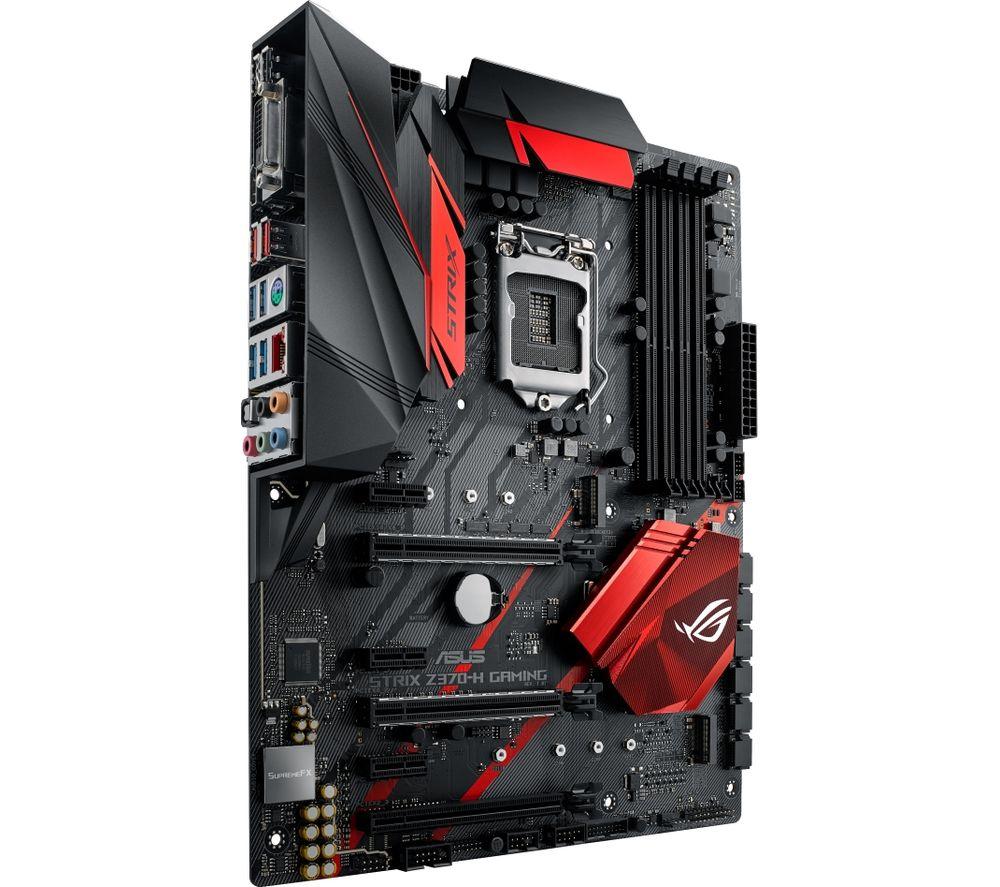 ASUS ROG STRIX ATX Z370 LGA1151 Motherboard