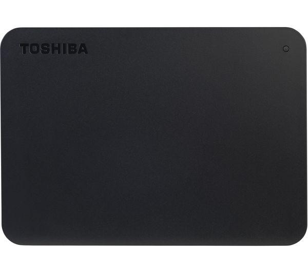 Buy TOSHIBA Canvio Basics Portable Hard Drive