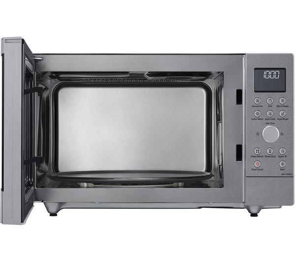 Panasonic Nn Cd58jsbpq Combination Microwave Stainless Steel