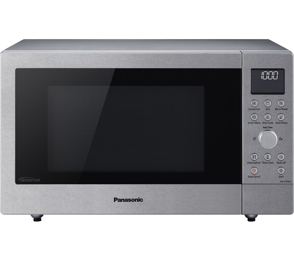 PANASONIC NN-CD58JSBPQ Combination Microwave - Stainless Steel
