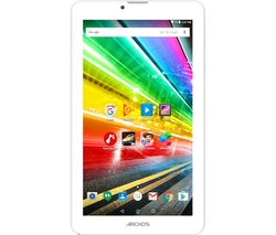 "ARCHOS Access 70 7"" 3G Tablet - 8 GB, White"