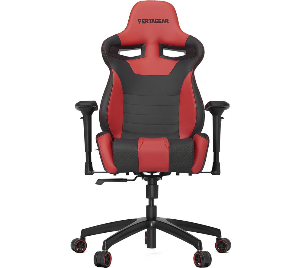 VERTAGEAR S-line SL4000 Gaming Chair - Black & Red