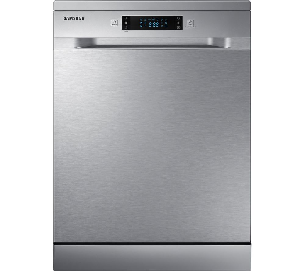 SAMSUNG DW60M6050FS Full-size Dishwasher - Stainless Steel