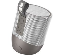 Image of JAM Double Chill HX-P404GY Portable Bluetooth Speaker - Grey