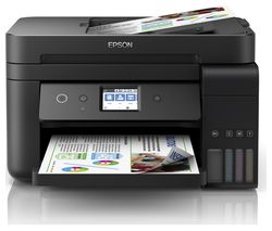 EPSON EcoTank ET-4750 All-in-One Wireless Inkjet Printer with Fax