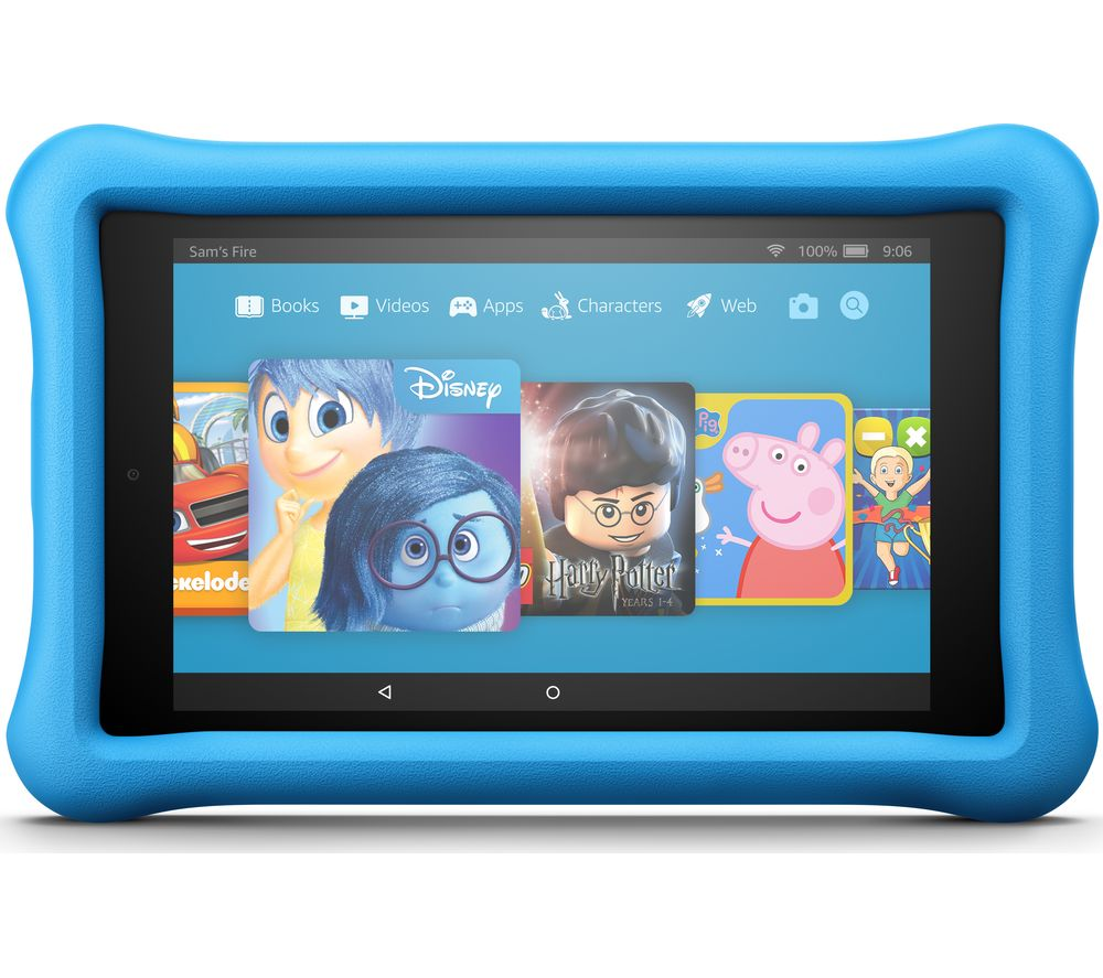 Buy AMAZON Fire HD 8 Kids Edition Tablet (2018)