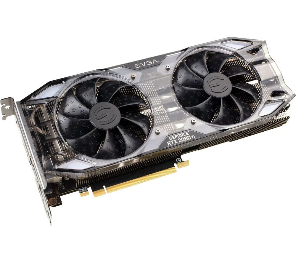 EVGA GeForce RTX 2080 Ti 11 GB XC GAMING Turing Graphics Card