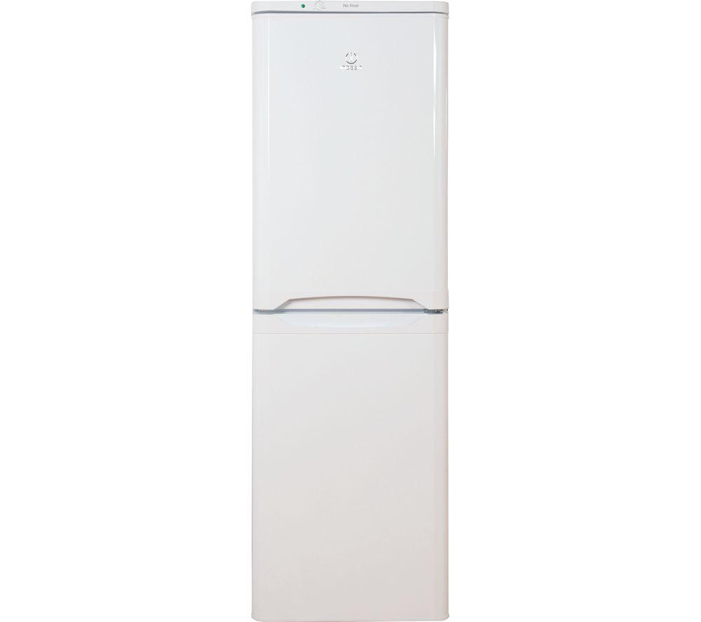 INDESIT IBNF5517WUK 50/50 Fridge Freezer - White