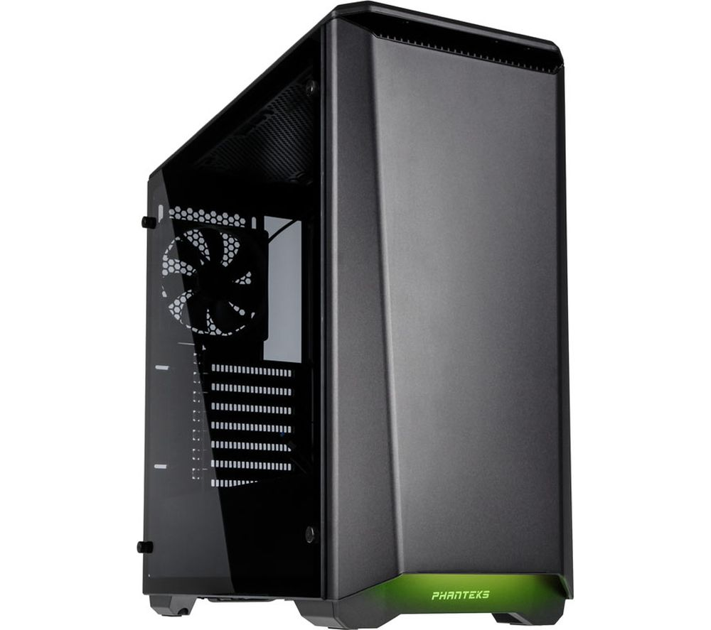 Image of PHANTEKS Eclipse Glass P400S E-ATX Midi-Tower PC Case