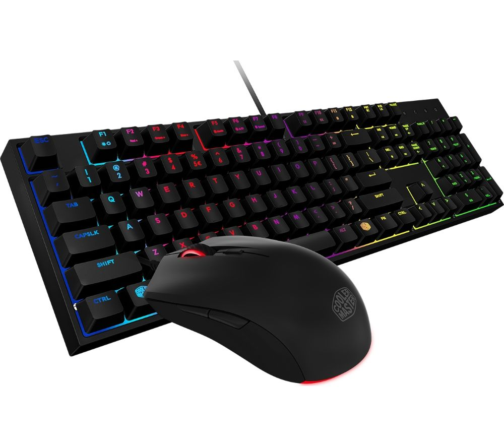 COOLER MASTER Masterkeys Lite L Gaming Keyboard & Mouse Set