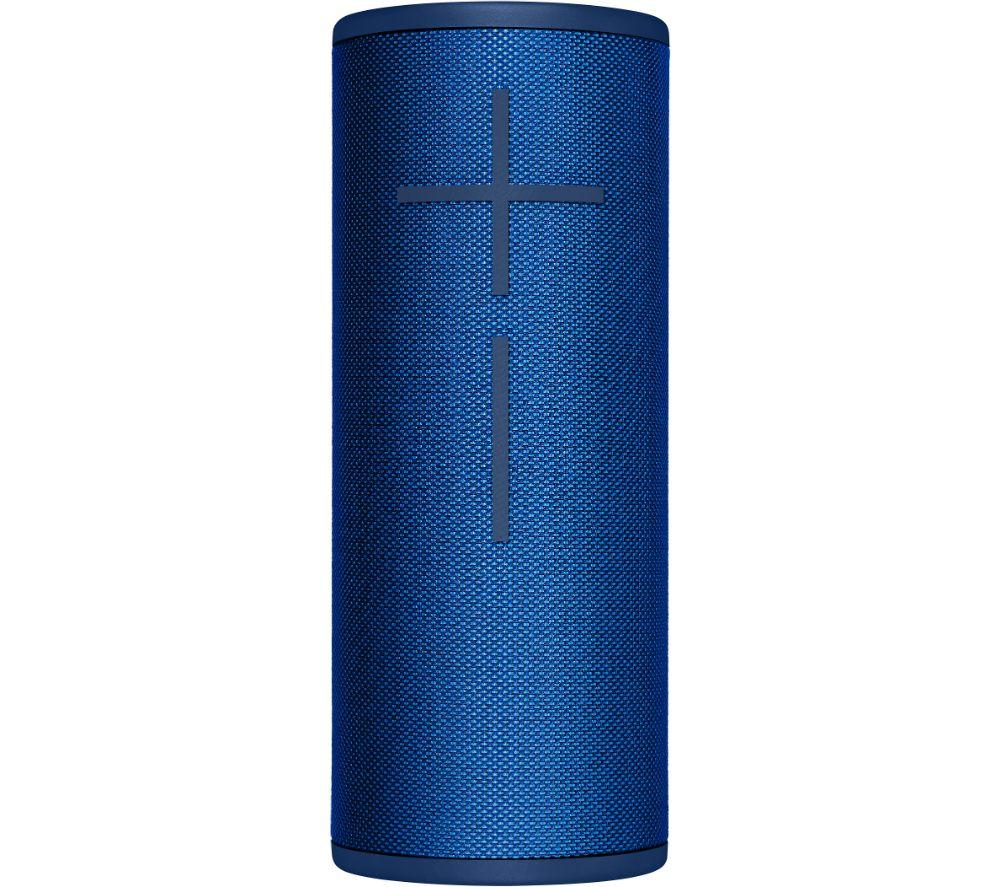 ULTIMATE EARS BOOM 3 Portable Bluetooth Speaker - Blue, Blue