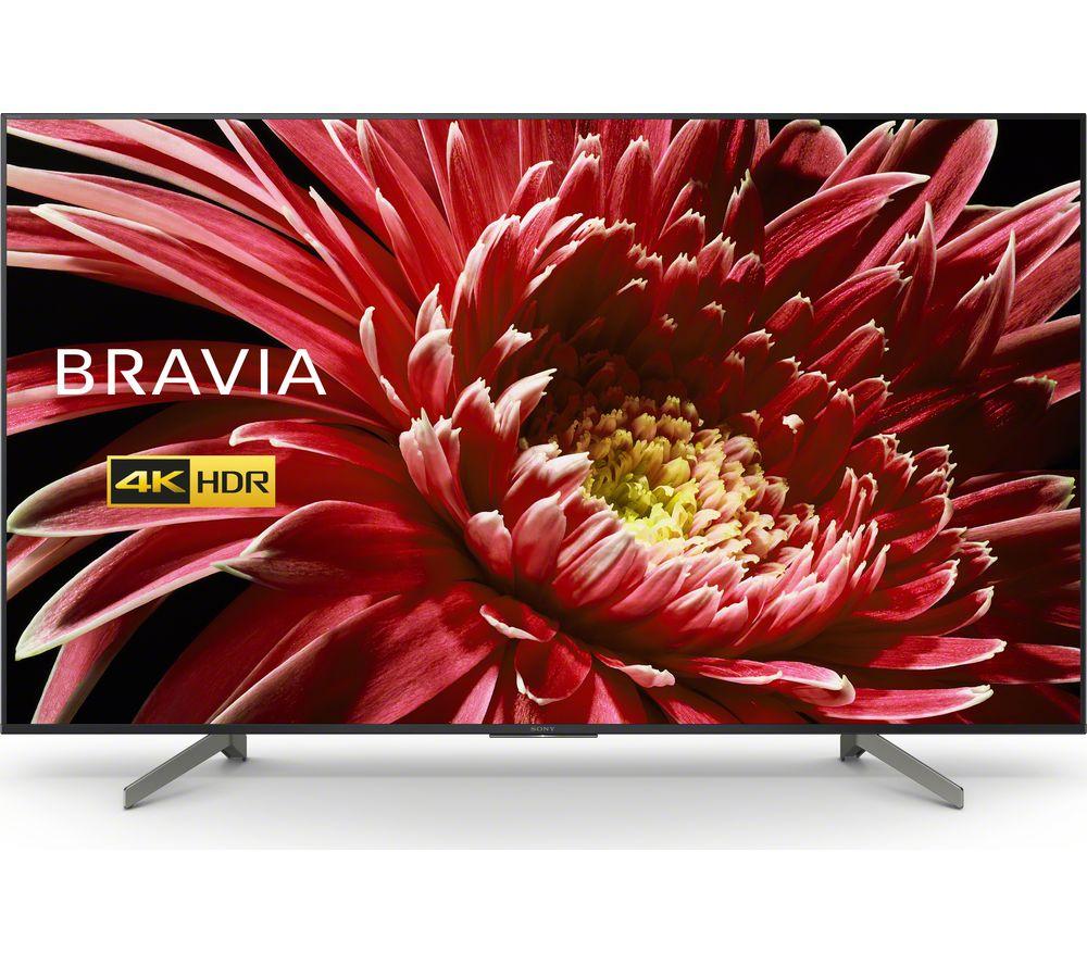 "SONY BRAVIA KD55XG8505BU 55"" Smart 4K Ultra HD HDR LED TV with Google Assistant"