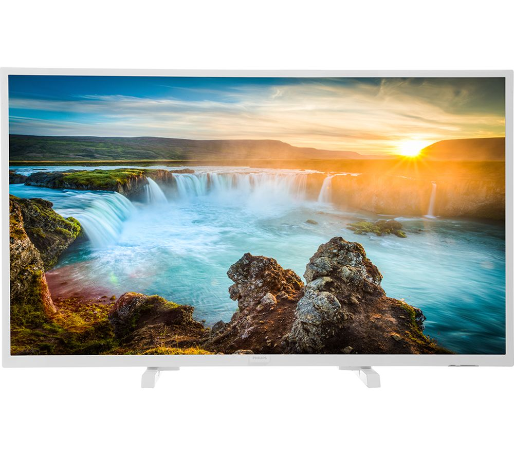 "Image of 32"" PHILIPS 32PFT5603/05 Full HD LED TV - White, White"