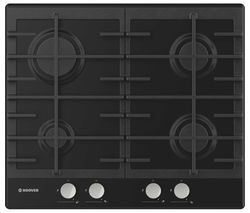 HOOVER HHG6BRMB Gas Hob - Black