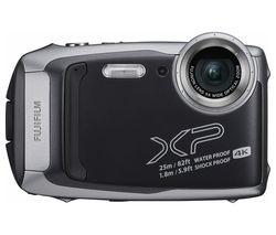 FinePix XP140 Tough Compact Camera - Graphite