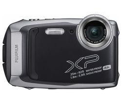 FUJIFILM FinePix FinePix XP140 Tough Compact Camera - Graphite