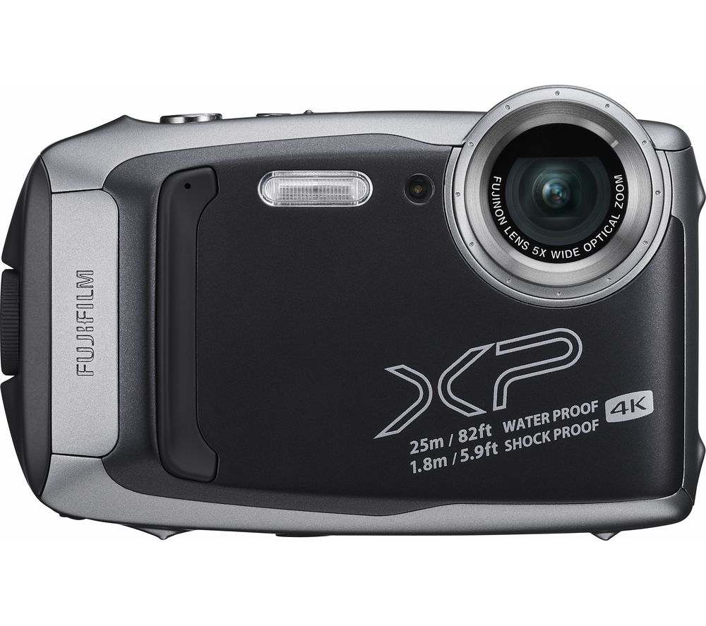 Click to view product details and reviews for Fujifilm Finepix Xp140 Tough Compact Camera Graphite Graphite.