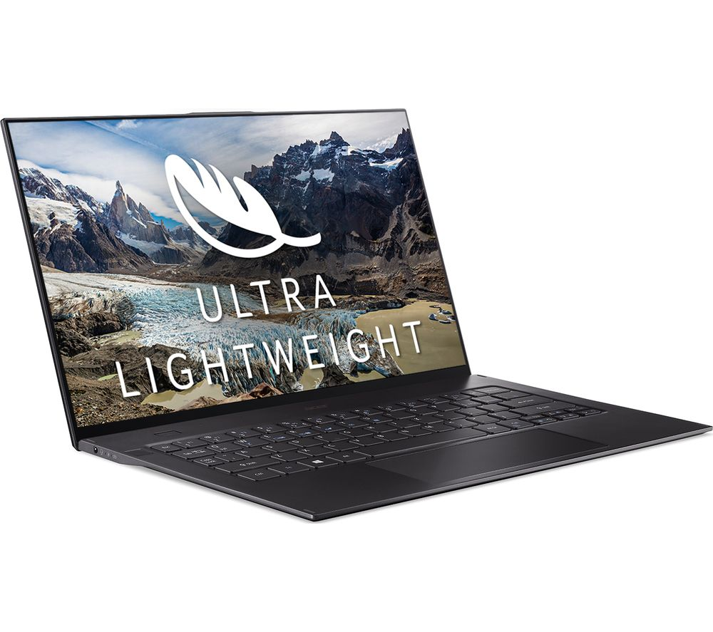 "ACER Swift 7 SF714-52T 14"" Intel® Core™ i7 Laptop - 512 GB SSD, Black"