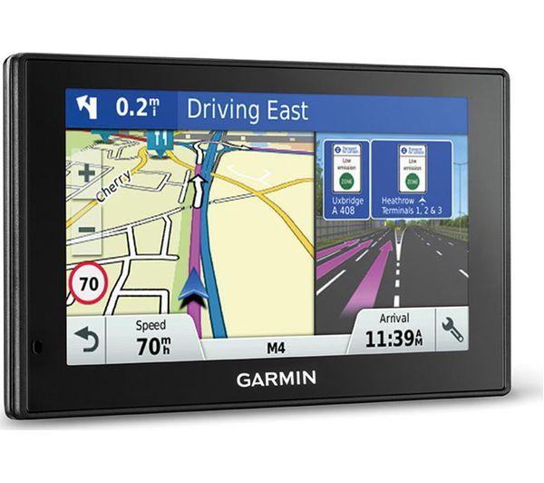 Garmin Drive 5 PLUS LMT-S
