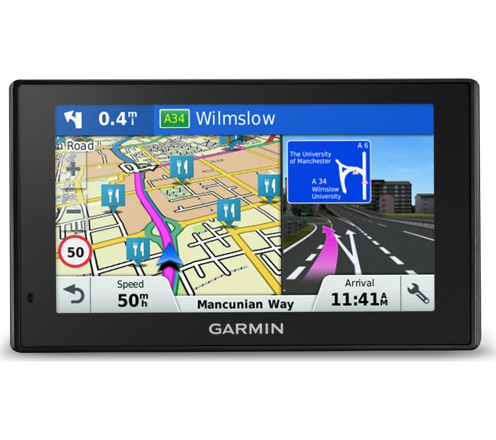 "Drive 5 Plus MT-S 5"" Sat Nav - Full Europe Maps"