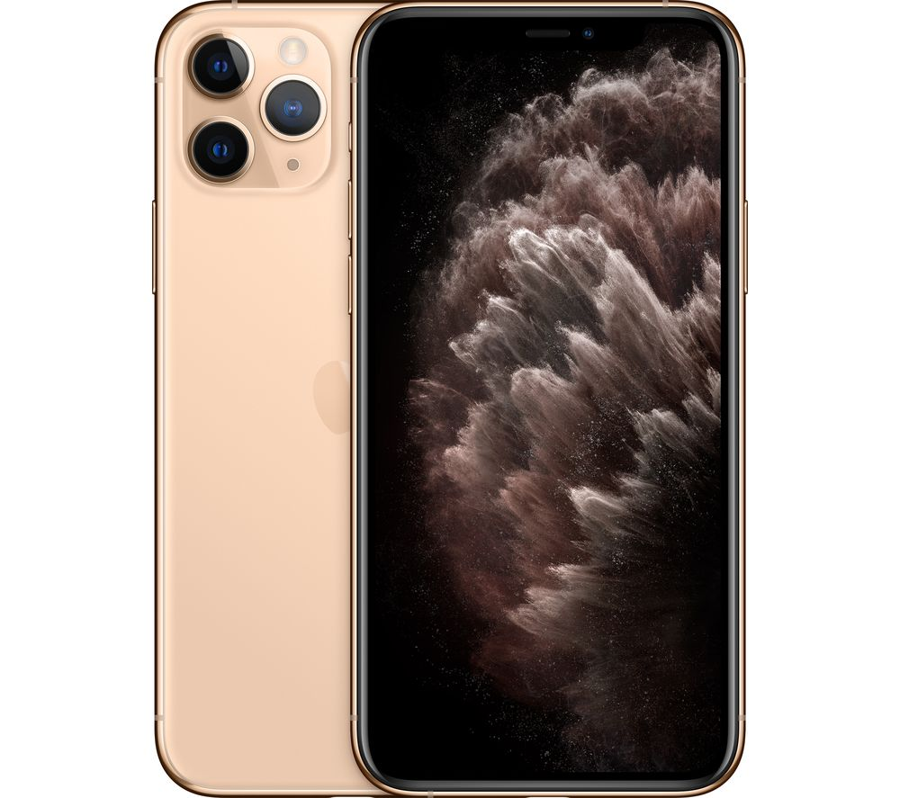 APPLE iPhone 11 Pro - 256 GB, Gold