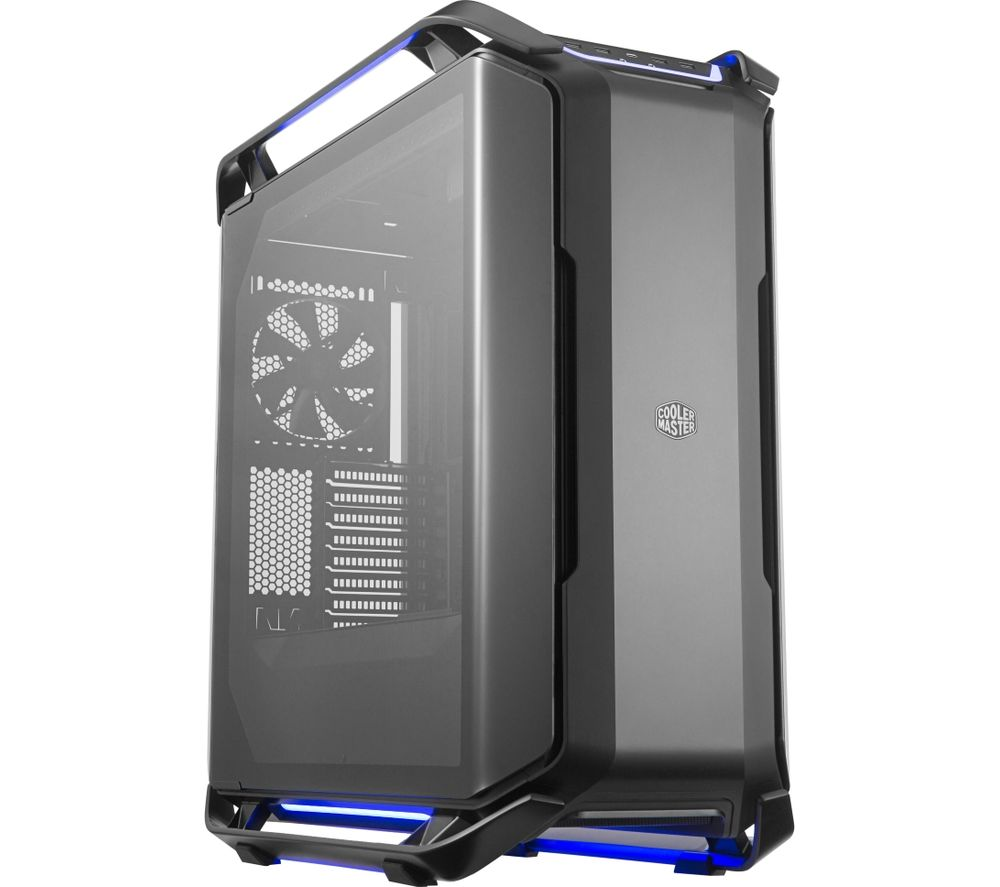 COOLER MASTER Cosmos C700P E-ATX Full Tower PC Case - Black