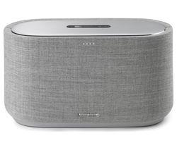 HARMAN KARDON Citation 500 Bluetooth Multi-room Speaker with Google Assistant - Grey