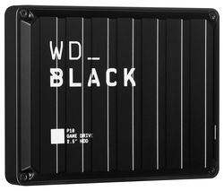 WD _BLACK P10 Game Drive - 4 TB, Black