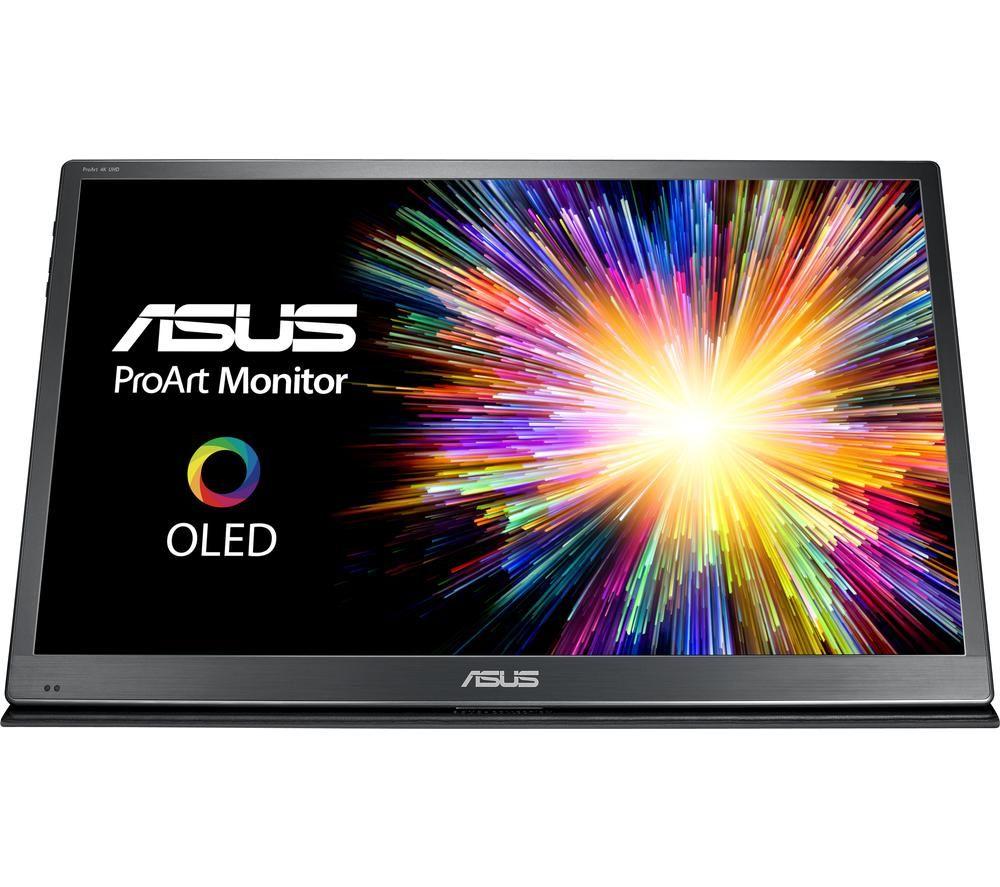 "ASUS ProArt PQ22UC 90LM047E-B01370 4K Ultra HD 21.5"" OLED Monitor"