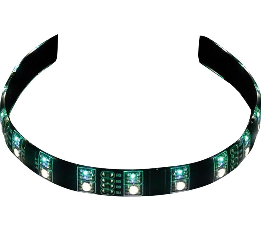 CABLEMOD WideBeam Hybrid LED Kit - 30 cm, White/RGB