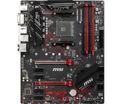 GAMING PLUS MAX AMD B450 AM4 Motherboard