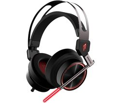 Spearhead VR Gaming Noise-Cancelling Headphones - Black