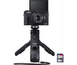 PowerShot G7 X MK III Compact Camera Vlogger Kit