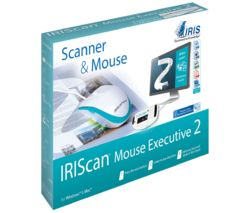 IRIScan Mouse Executive 2 All-in-One Mouse & Scanner