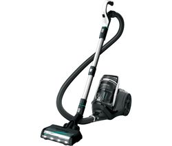 SmartClean Pet Cylinder Bagless Vacuum Cleaner - Black