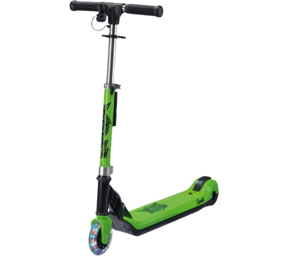 XOOTZ Elements TY6018A-1 Electric Scooter - Green