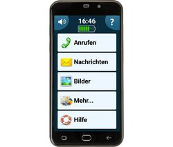 PowerTel M9500 - 8 GB, Black