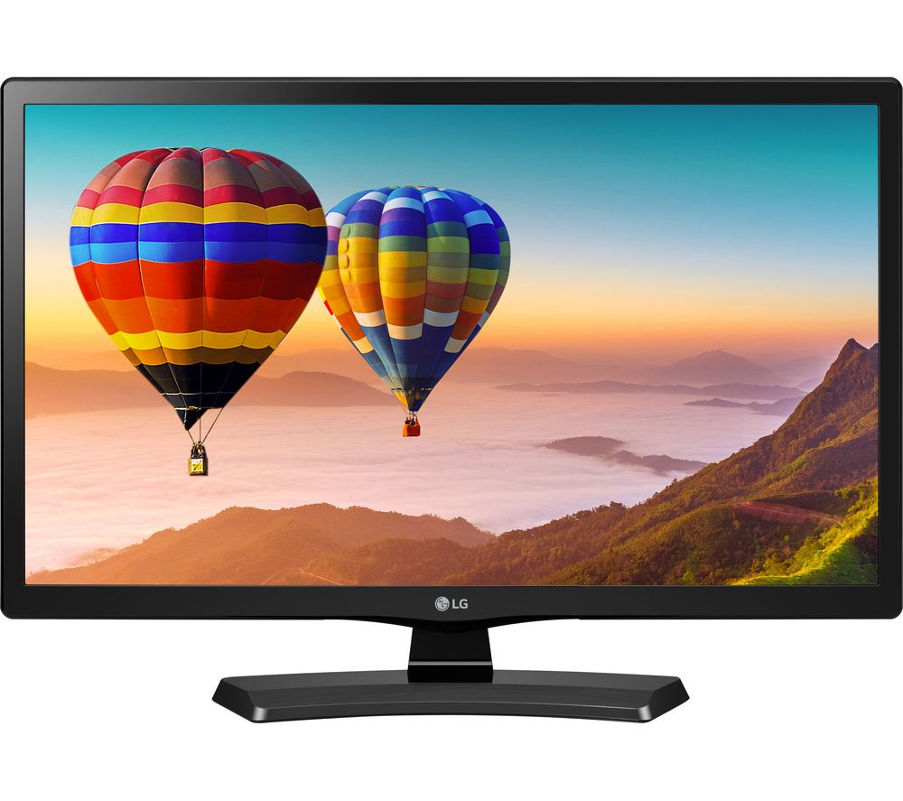 21.5 LG 22TN410V  Full HD LED TV Monitor, Black