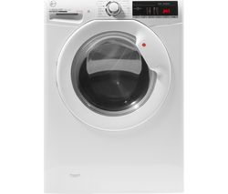 H-Wash 300 H3D 496TE NFC 9 kg Washer Dryer - White