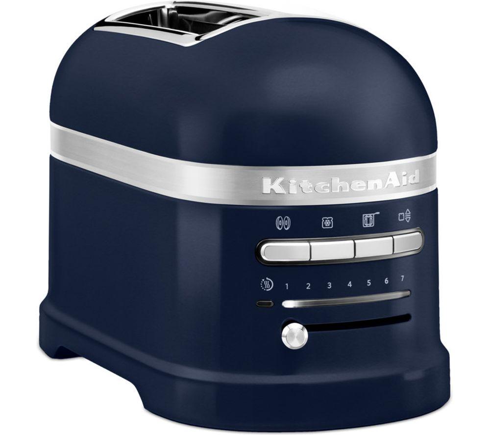 KITCHENAID Artisan 5KMT2204BIB 2-Slice Toaster - Ink Blue