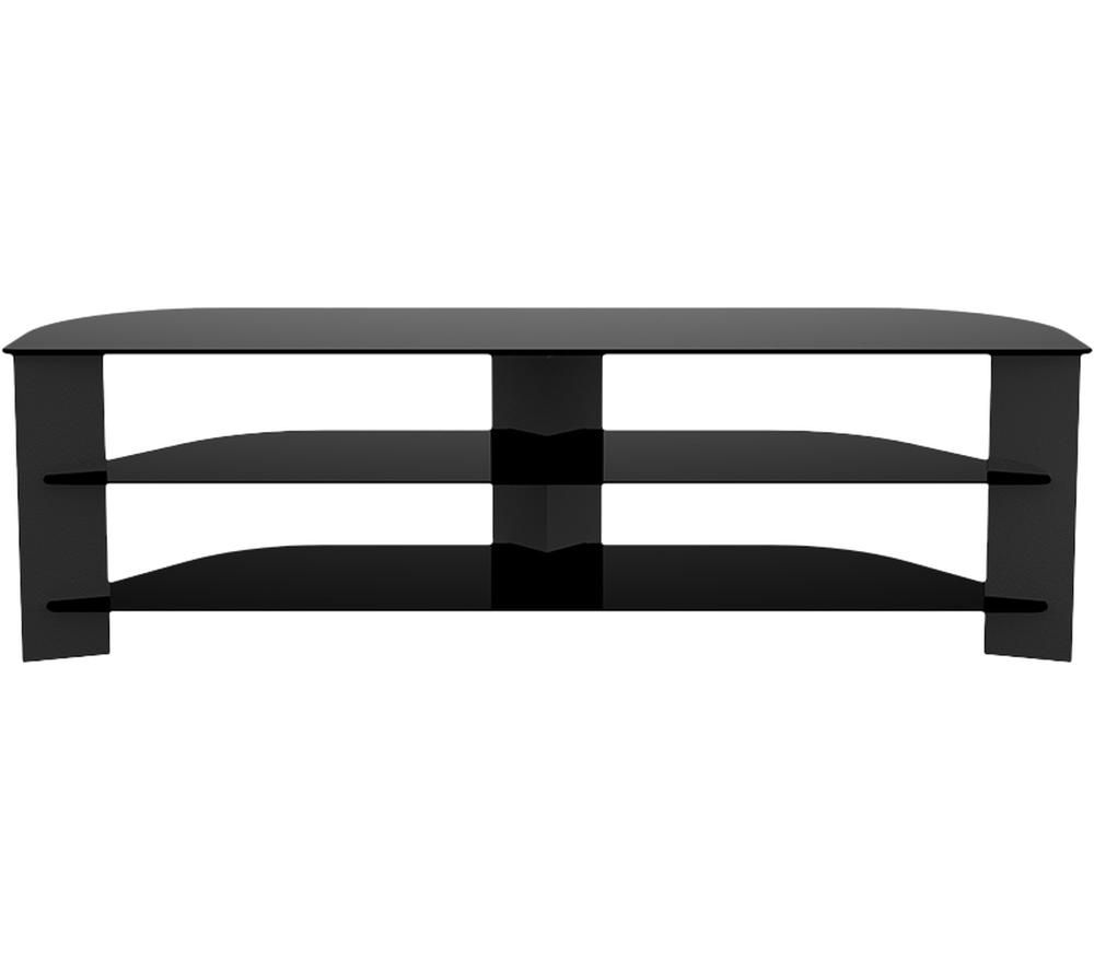 AVF Reflections Varano FS1500VARBB 1500 mm TV Stand – Black