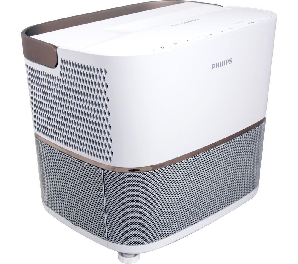 PHILIPS Screeneo 3.0 HDP3550 Smart Full HD Home Cinema Projector